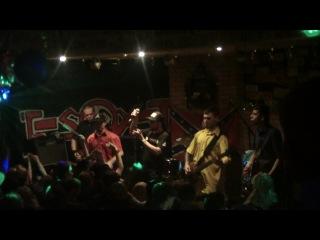 """E-SEX-T & Shur D (ENEMY DOWN) - ������� ������ (Live  """"������"""", 29.12.2011)"""